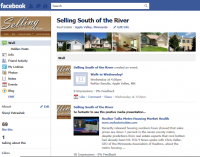 Selling South of the River Facebook Site