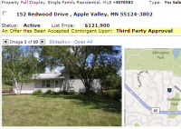 Homes for Sale in Apple Valley Minnesota, Realtor Sheryl Petrashek