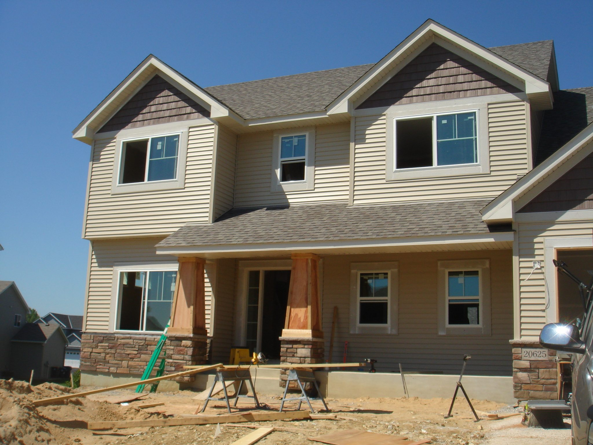 Home construction new home construction mn for Building a house in minnesota