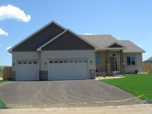 Hebert and Associates recently build this home in Lakeville for a Lucky Buyer!
