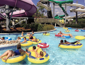 Visit the Cascade Bay Water Park in Eagan!