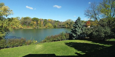 Rambler with Incredible Pond Views at 7540 Winnetka Heights Drive, Golden Valley MN