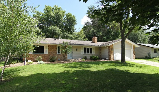 Updated Rambler Available at 14390 Gladiola Court, Apple Valley MN