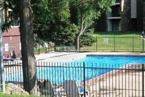 Amazing Pool at Burnsville Condo for Sale