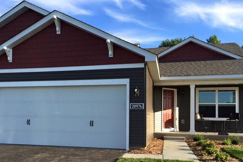 Comfortable Lakeville New Construction Home