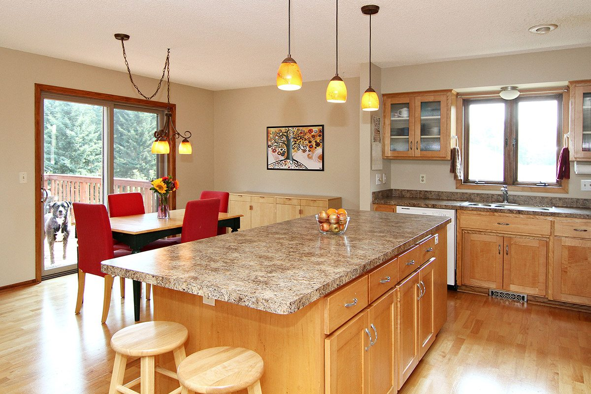 Updated Kitchen in Eagan Expertise