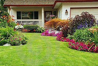 Landscaping makes for nice Online Appeal