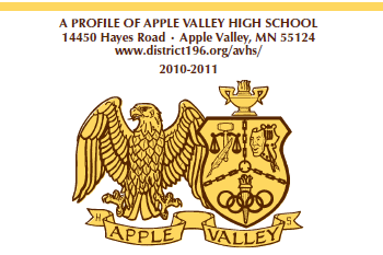 AVHS in Apple Valley Minnesota