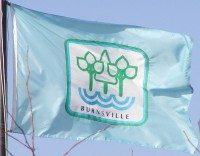 City of Burnsville Flag