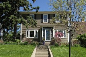 Minneapolis Two Story Leveraged for Sale