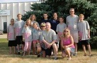 REMAX Results Breast Cancer Ride 2014 Volunteer Team