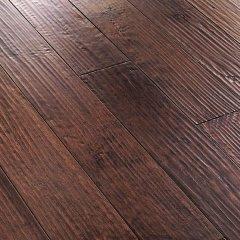 Farmington New Construction handscraped hardwood flooring