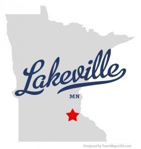 Lakeville New Construction Map
