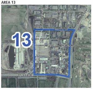 Redevelopment Area Blaine MN