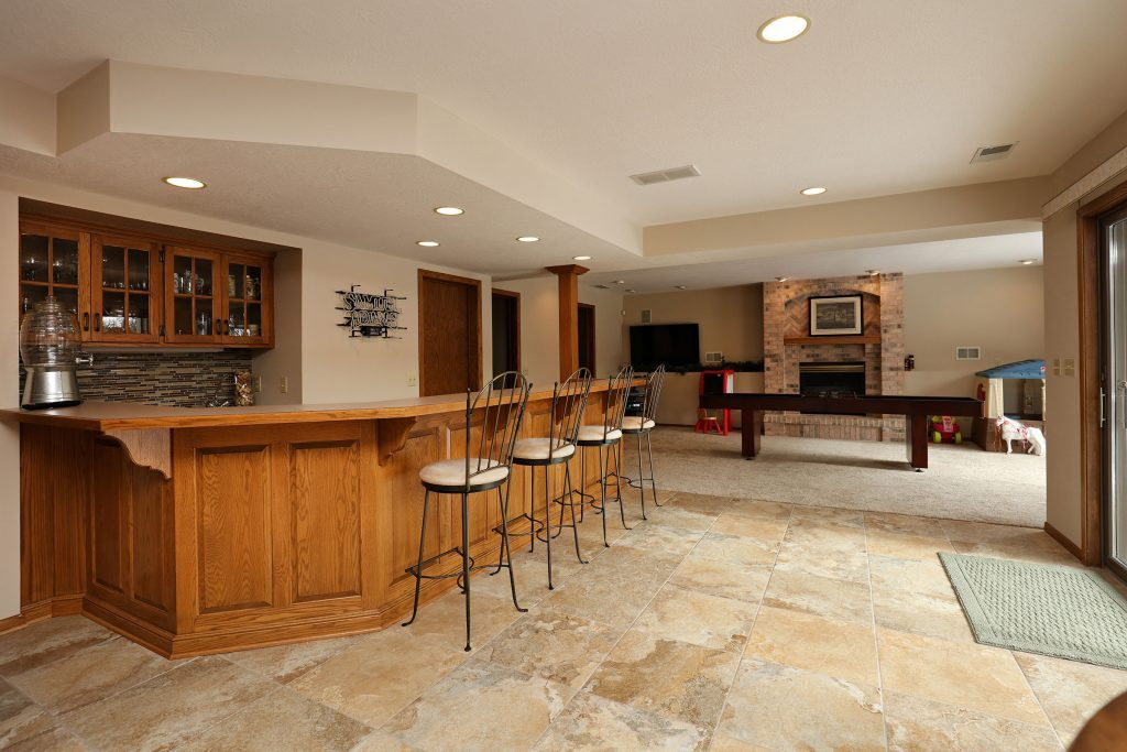 Lower Level Apple Valley Updated Two Story