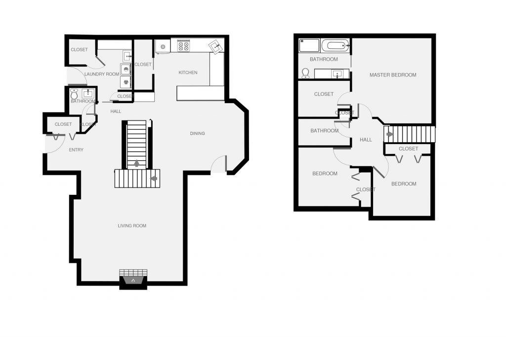 Elko New Market Home Floor Plan