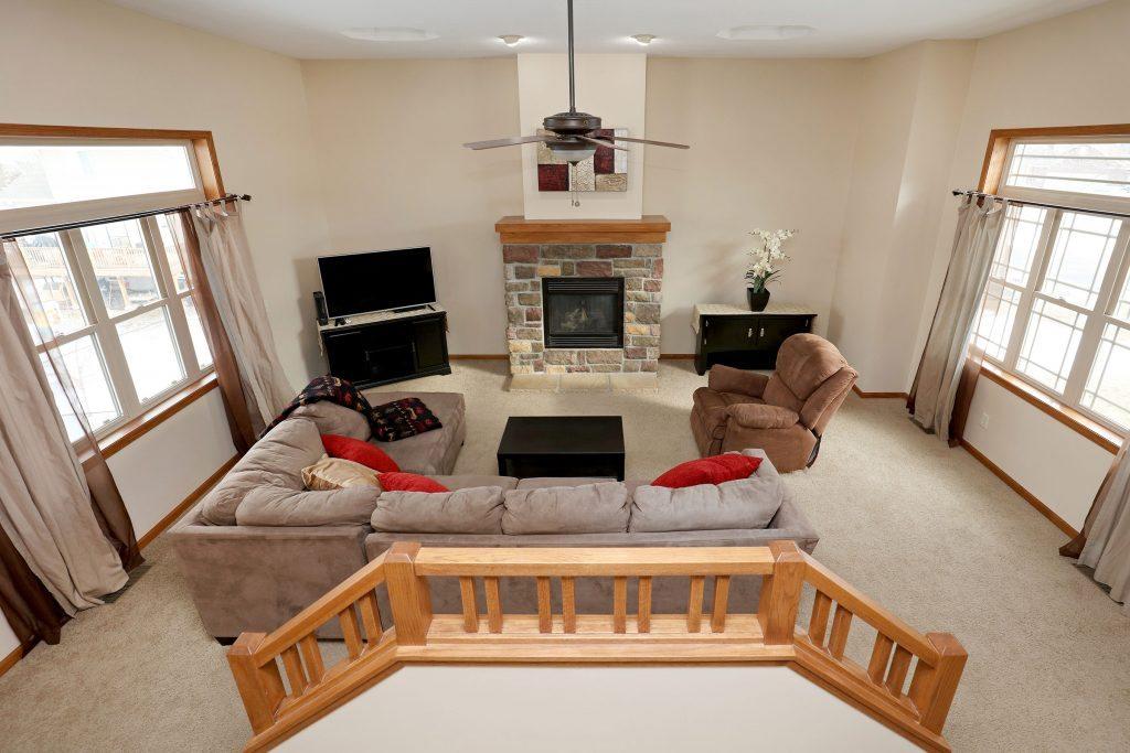 Elko New Market Home Family Room