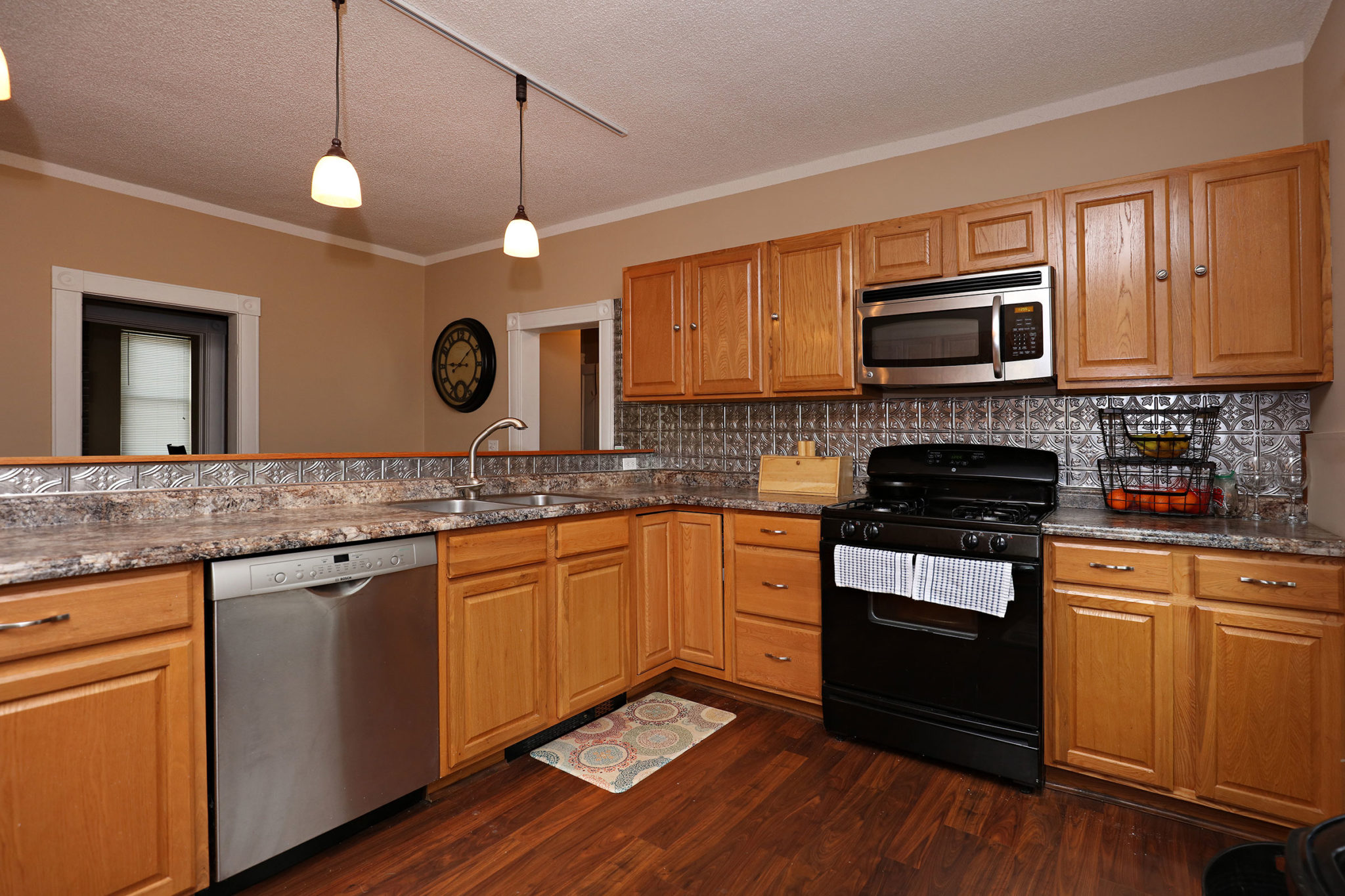 Charming New Prague Kitchen