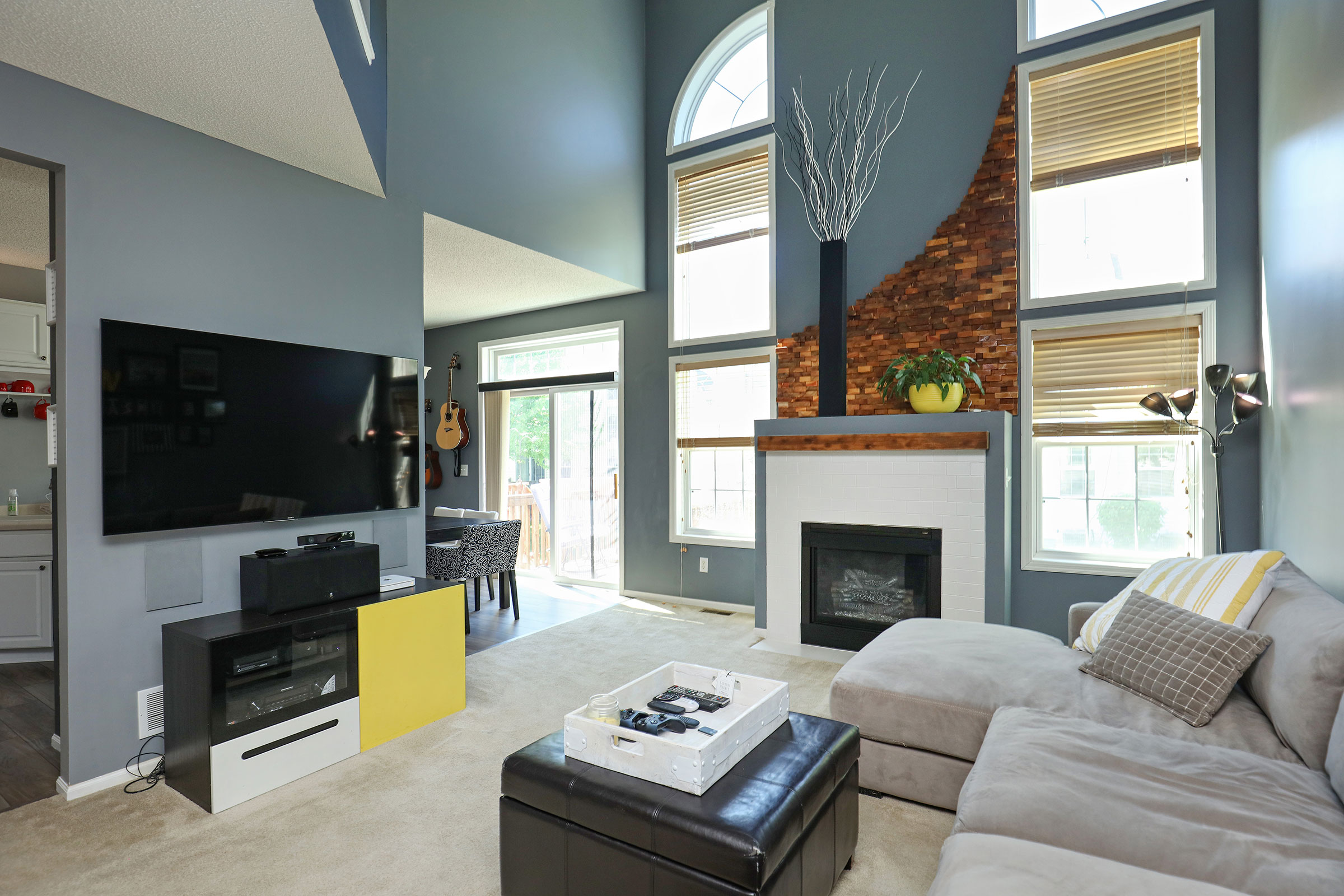Chaska Townhouse with Personality