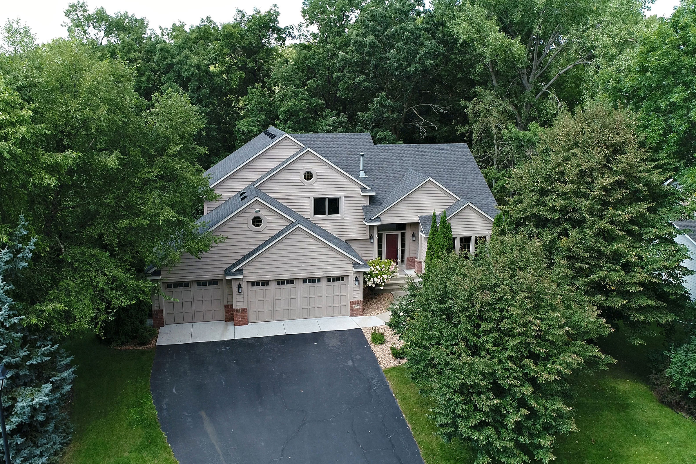 Updated Lakeville Home