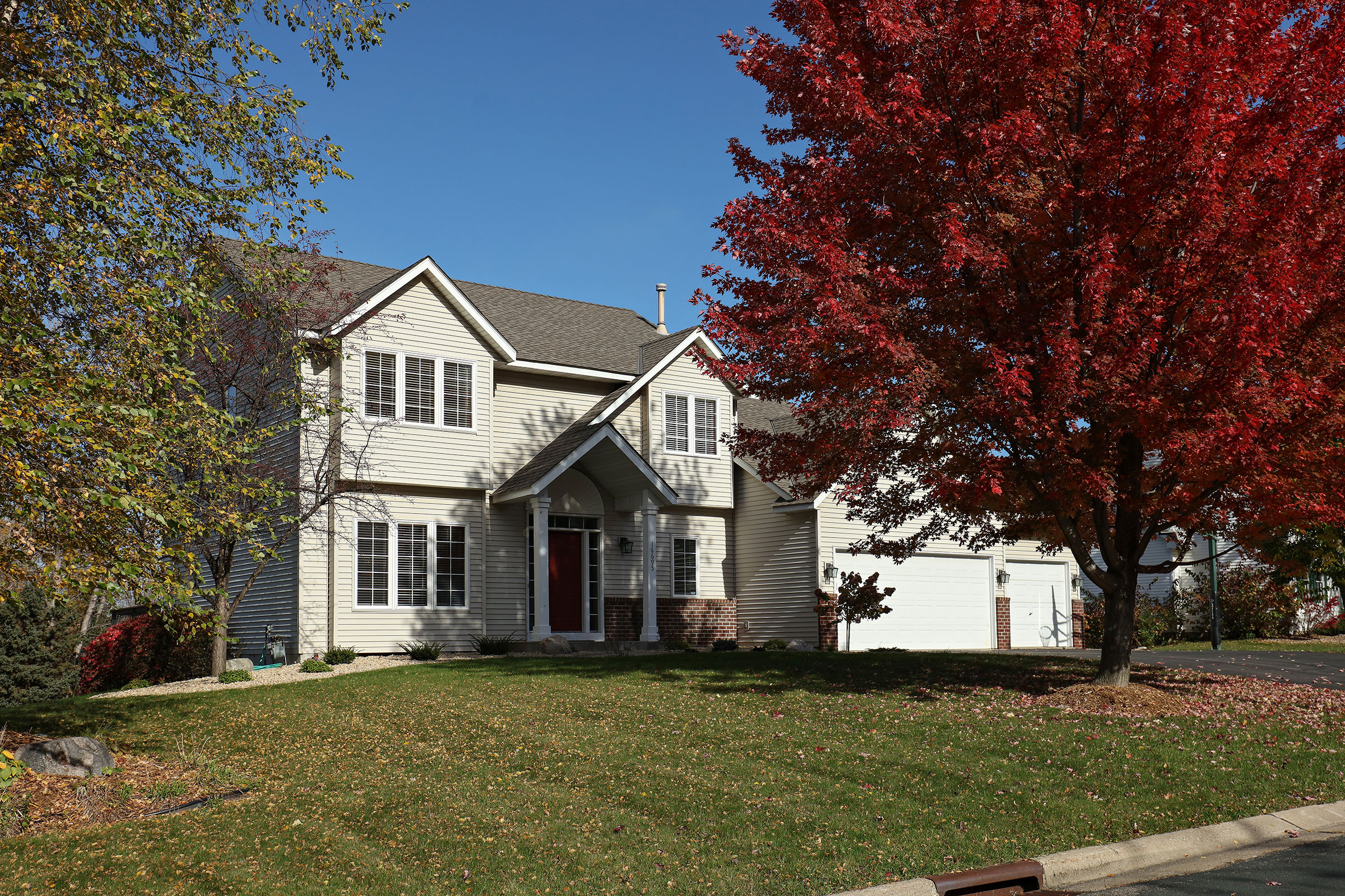 Prime Lakeville Two Story For Sale