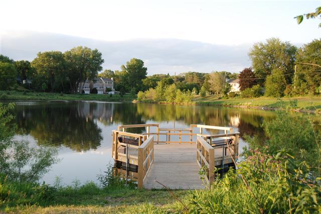 Lamplighter Pond