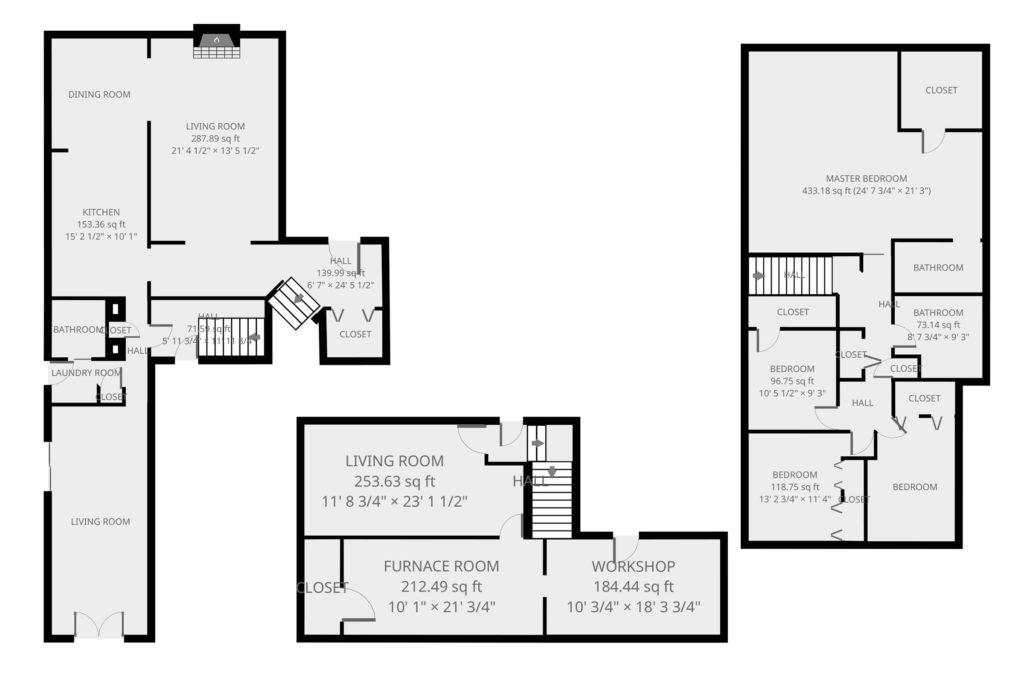 195 Kraft Road Floorplan