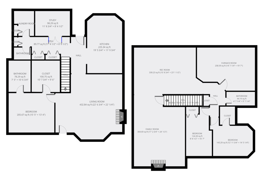 Falcon Drive Floorplan