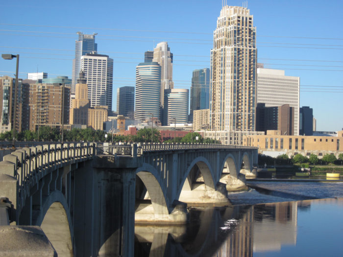 Minneapolis by Doug Kerr from Flickr