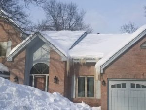 Heavy Snow Fall Can Cause Serious Damage To Your Home