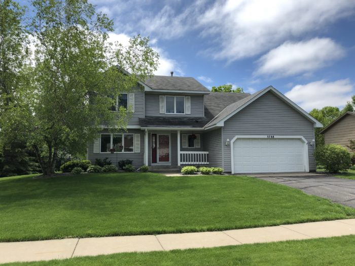 Rosemount Two Story for Sale